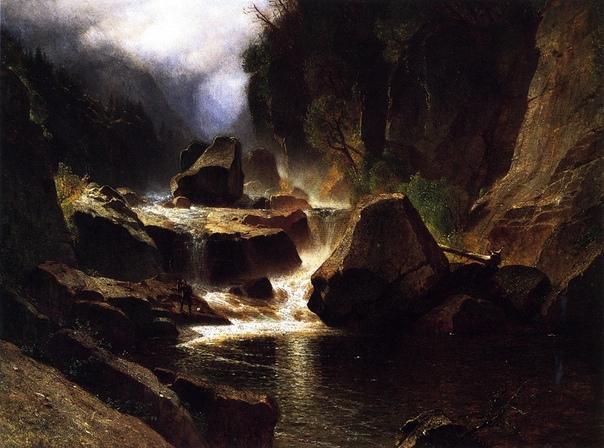 Семюел Колмен (англ. Samuel Colman; 4 марта 1832  1920)  американський художник-пейзажист.