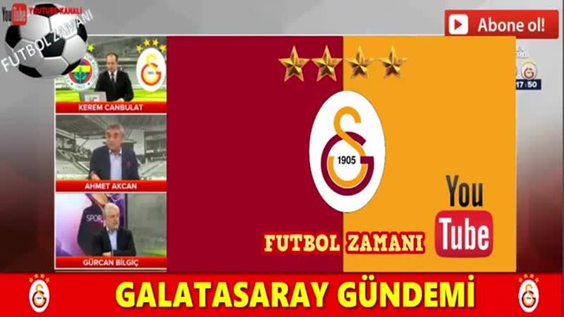 Fenerbahçe - Galatasaray - Spor Ajansı 14 Nisan 2019