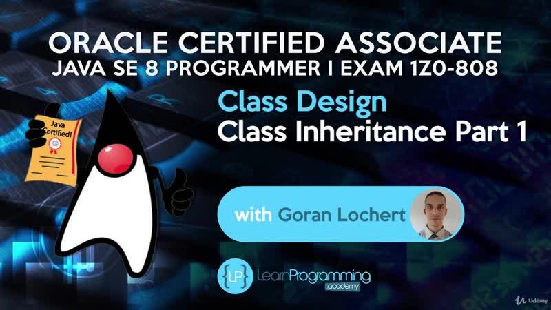 Урок 99 Class Inheritance Part 1