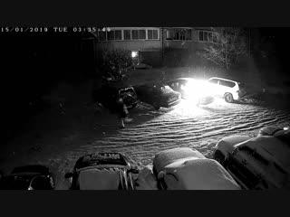 Сотрудники умвд россии по городу сыктывкару разыскивают подозреваемого в уничтожении автомобиля марки «honda accord»