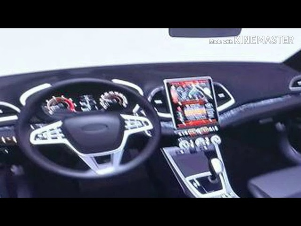 В Сети случайно рассекретили рендер интерьера обновленной Lada Vesta