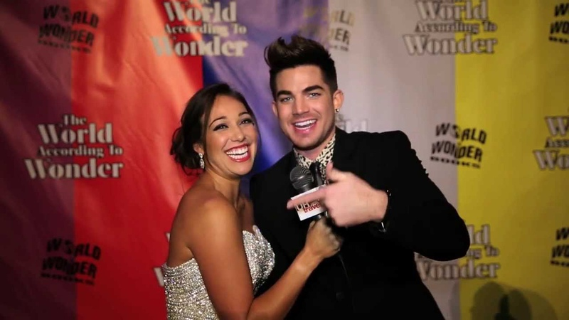 The 2013 WOWie Awards and Holiday Party: Adam Lambert Interview