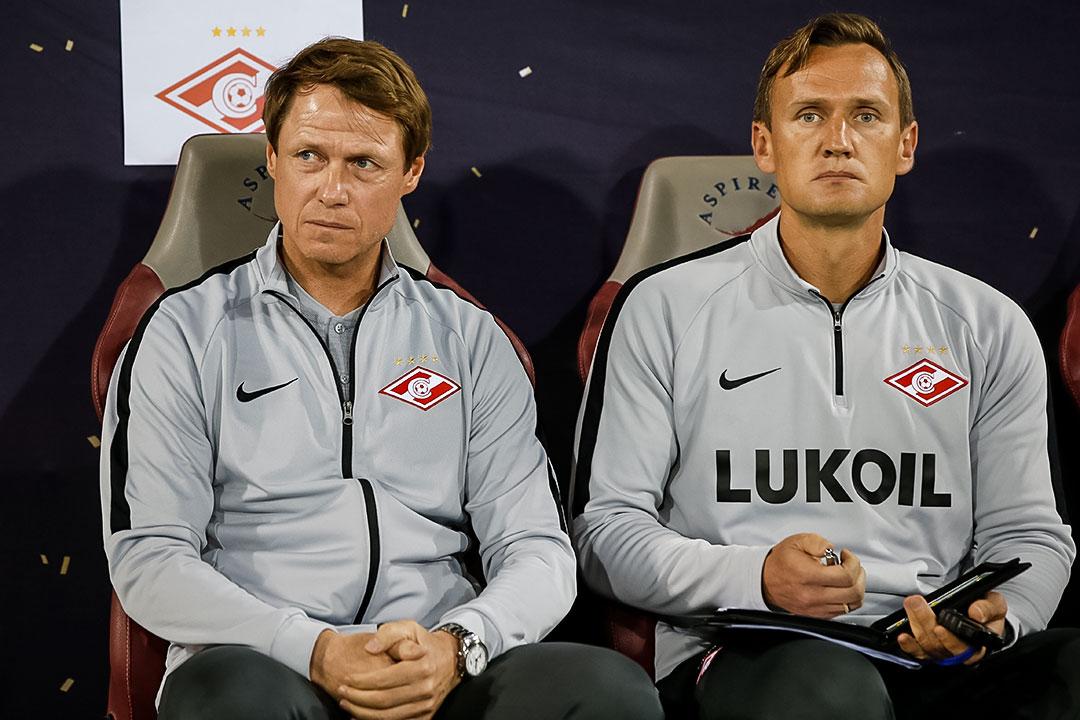 Олег Кононов и Сергей Кузнецов