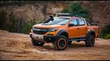 Chevrolet Colorado Xtreme (2016). Free Road.