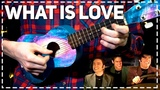 What Is Love (Haddaway) на укулеле