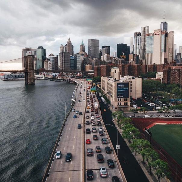 Авиабилеты в Нью-Йорк от 24800 рублей туда-обратно из Москвы