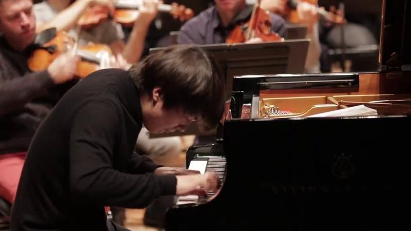 Seong-Jin Cho - Rehearsal in Chopin Piano Concerto No.1 (Concert in Paris 08.02.2017)