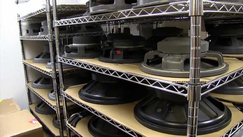 JBL Heaven!! KENRICK SOUND Facility Tour (Office, Showroom, Workshop, Storage and Warehouse)
