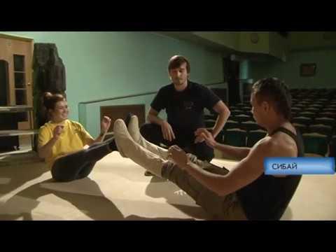 Артисты драмтеатра готовятся к премьере спектакля Живая земля