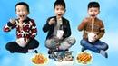 Cửa Hàng Ăn Sáng Cho Bé ♥ Trò Chơi Nấu Ăn ♥ Min Min TV Minh Khoa