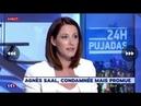 Agnès Saal aurait dû être virée au lieu de ça on lui offre une promotion