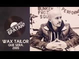WAX TAILOR QUE SERA SAMPLE