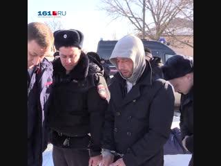 Убийца Маргариты Кузьминовой показывает, где и как он совершил преступление