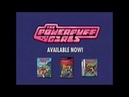 The Powerpuff Girls — Video Games Commercial