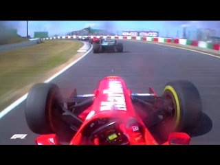 5 crazy onboard moments | japanese grand prix