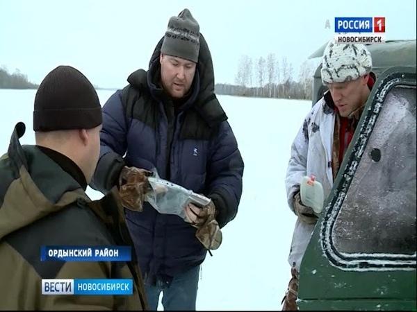 Охотоведы Новосибирской области выходят на круглосуточное патрулирование лесов