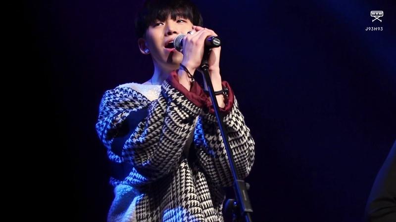 161213 비블라썸 - Love me right (EXO cover) / 임준혁 Focus