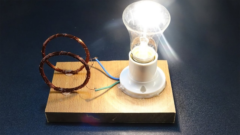 How to create free energy generator - Too simple | Scientific project - Creative Crafts