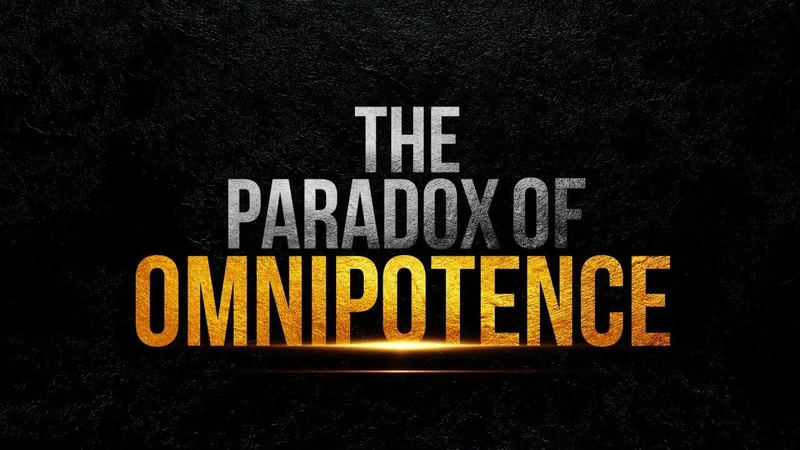 Can God Create A Rock That He Can't Lift It |THE PARADOX OF OMNIPOTENCE