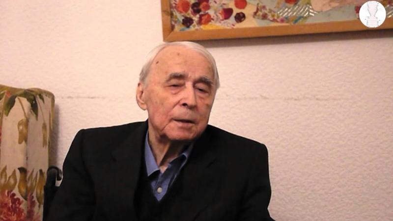 Беседа с Ф.М. Бурлацким
