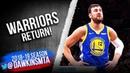Andrew Bogut Warriors RETURN March 18, 2019 vs Spurs - 7 Pts, 7 Rebs in 19 Mins | FreeDawkins