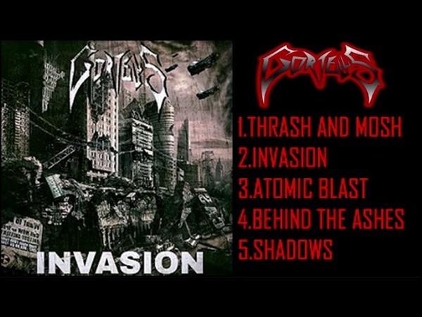 Gortells - Invasion [Full EP] 2018