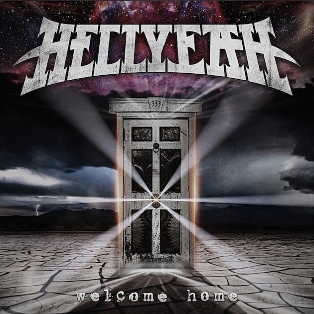 Hellyeah - Welcome Home (Single)