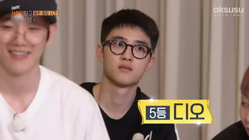 [oksusu] 190306 Travel The World on EXO Ladder Season 2 — Ep. 33