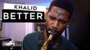 🎷 Better - Khalid - Tenor Sax Cover - Nathan Allen /