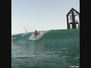 Flat by surf lakes