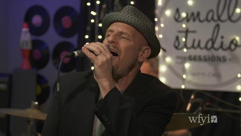 Tad Robinson Band - Full Performance (Small Studio Sessions)