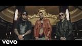 Wisin &amp Yandel ft. Romeo Santos - Aullando (Official Video)