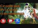 Сравнение всех озвучек Восхождение героя Щита / Tate no Yuusha no Nariagari