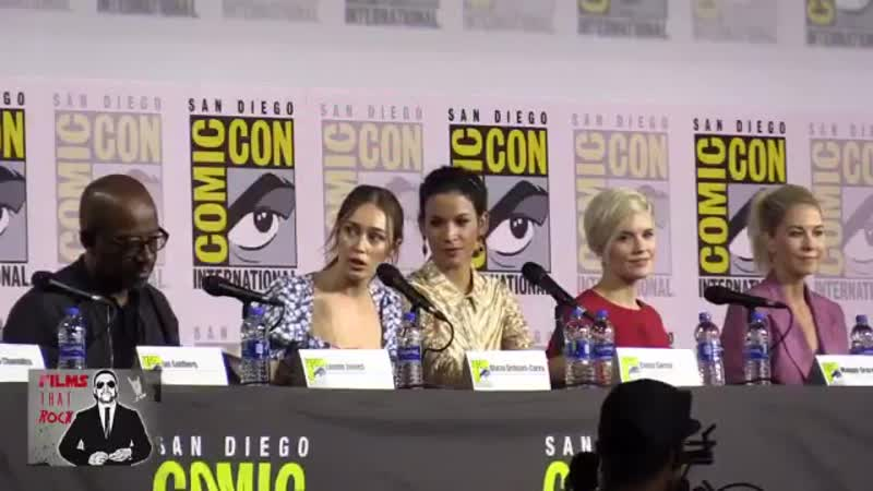 Alycia responds to who Alicia puts more trust in the moment. FearTWD - - Via
