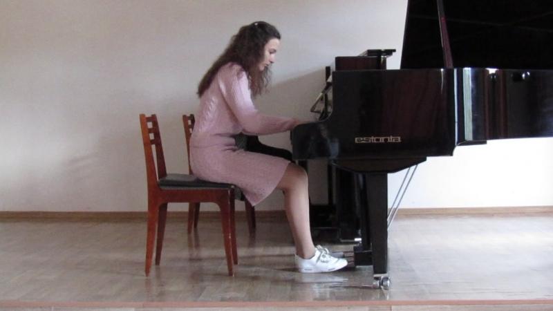ф.мендельсон - концерт для фортепиано с оркестром, g moll I ч.
