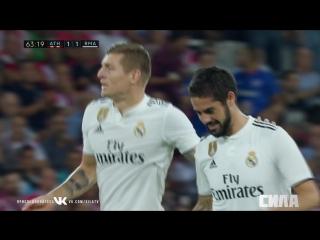 «Атлетик» - «Реал Мадрид». Гол Иско