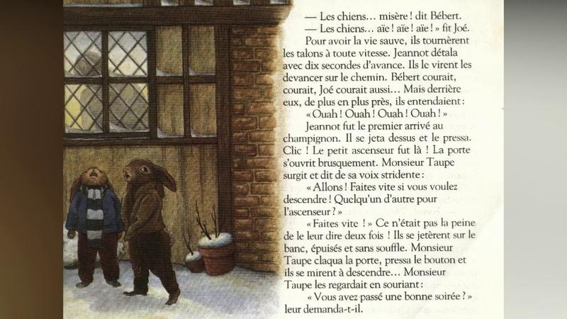 Special Noël - L'escapade de Bébert