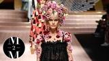 Dolce &amp Gabbana Spring 2019 Runway Show M2M