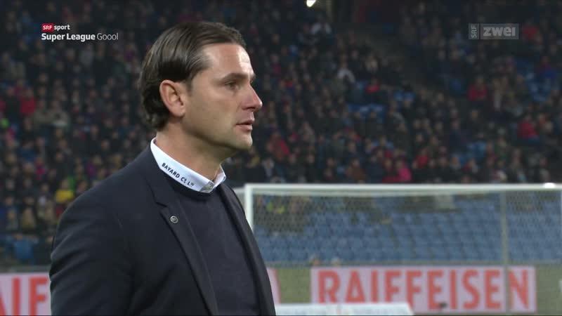 «Базель» 1-3 «Янг Бойз» | Обзор матча