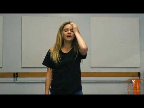 Kyla Bullings Choreography when the partys over Billie Eilish