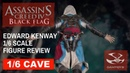 DAMTOYS ASSASSIN'S CREED IV BLACK FLAG EDWARD KENWAY 1/6 SCALE FIGURE REVIEW