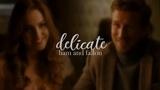 delicate - liam + fallon