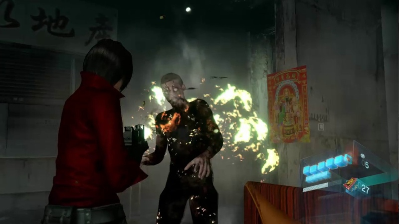 [PC] Resident Evil 6 [Ада] - 42. Убиваем Убиство