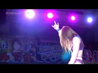 Hiromi Mimura & Konami vs. JKGReeeeN (Jungle Kyona & Momo Watanabe) - Stardom Dream Slam In Tokyo