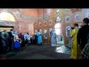 Покров Пресвятой Богородицы в храме отца Фёдора