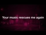 PLUMB feat. Paul Van Dyk - Music Rescues Me (ПРЕМЬЕРА СОВМЕСТНОГО СИНГЛА) (ОФИЦИАЛЬНОЕ ЛЮРИКС ВИДЕО) (МУЗЫКА СПАСАЕТ МЕНЯ)