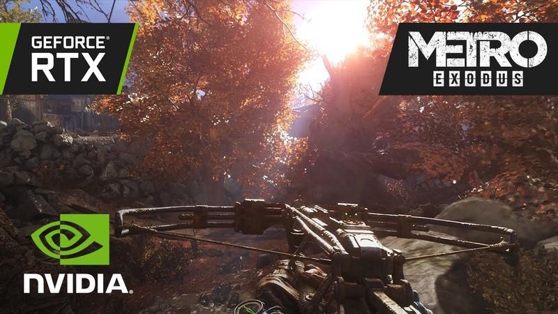 Metro Exodus: GeForce RTX Real-Time Ray Traced Global Illumination Demo