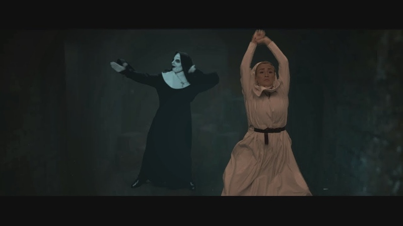 'The Nun' Norman Bates Bust a Move in This Halloween in Dance