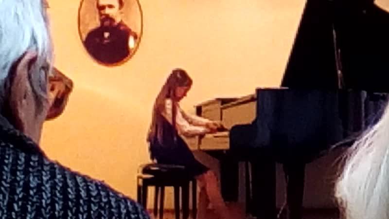 Х ювілейний Всеукраїнський конкурс юних піаністів ім. В. В. Пухальського. 2 грудня 2017 р.