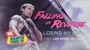 Falling In Reverse - Losing My Mind LIVE! Vans Warped Tour 2018